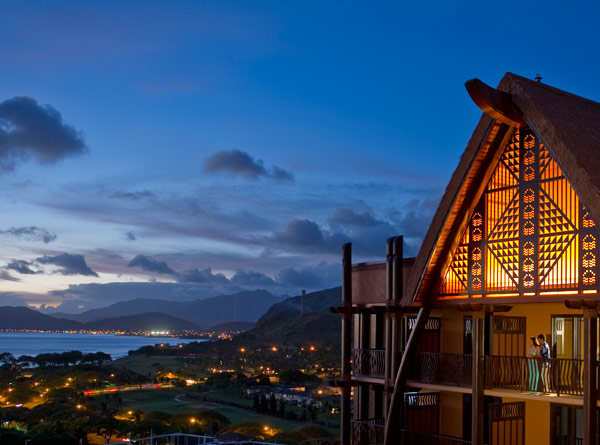 Disney's Aulani Resort View