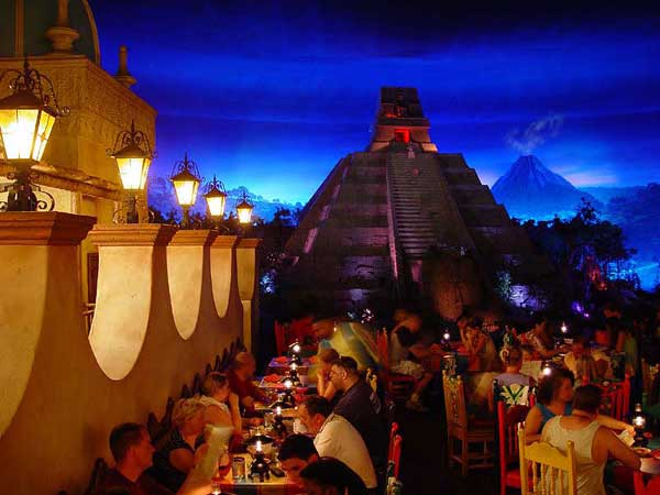 Authentic Mexican Restaurants In Mexico City
