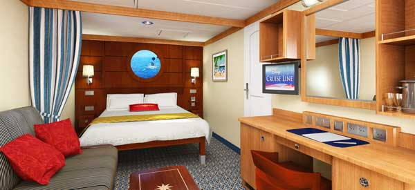 Disney Cruise Line Staterooms Dcl Stateroom Categories