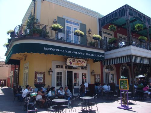 Ralph Brennan\'s Jazz Kitchen Express Menu - Disney Springs