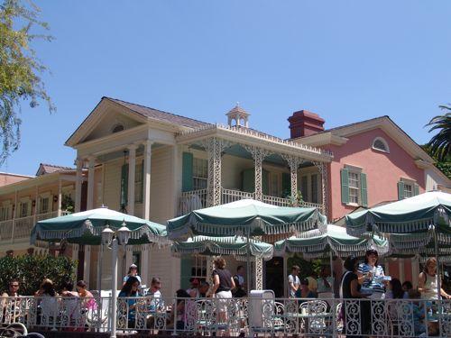 River Belle Terrace Menu Disneyland Park