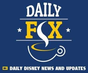 Disney Daily fix