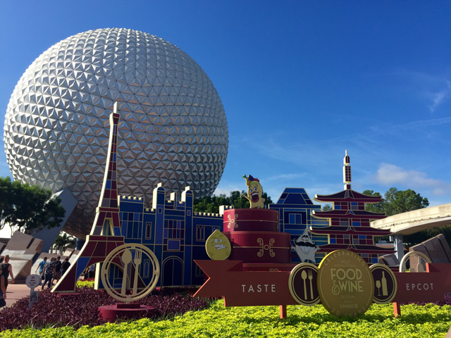 Epcot's Food and Wine Festival