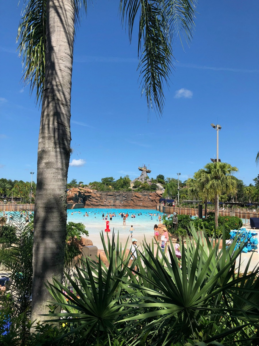 e3d57d3f70ef8 Typhoon Lagoon Attractions. Castaway Creek - This 2100-foot continuous  river raft ride lets guests aboard inner tubes meander through rain  forests, caves, ...