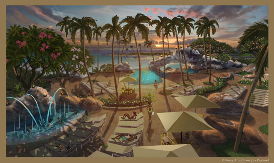 Aulani Expansion