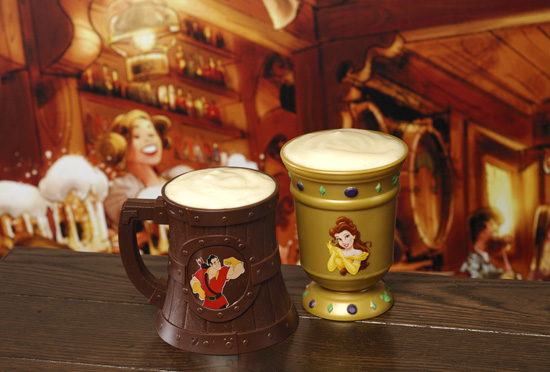 Gaston's Tavern Drinks