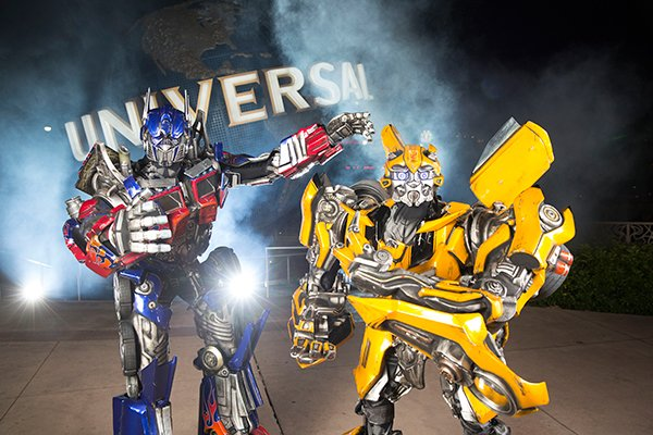 TRANSFORMERS: The Ride 3-D Coming to Universal Orlando